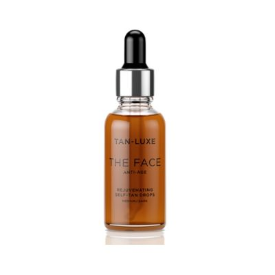 Tan Luxe The Face Anti Age MedDark 30ml