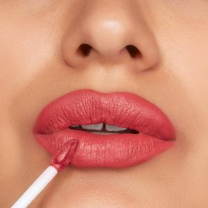 GrandeLips Plumping Liquid Lipstick Strawberry Rhubarb