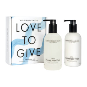 Marie Stella Maris Love to Give Set No.73 Poivre Noir Frais