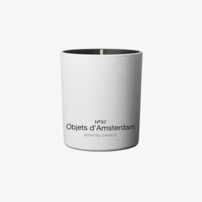 Marie Stella Maris Luxe Geurkaars No.92 Objets d'Amsterdam
